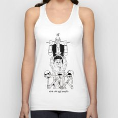 Mick was NOT amused (#8). Unisex Tank Top