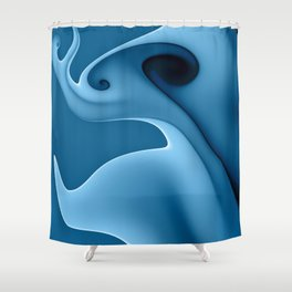 design for curtains and more -101- Shower Curtain