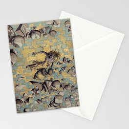 Pandora's Box of Bureaucracy  Stationery Cards