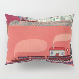 warm village Pillow Sham