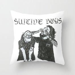 suicideboys Throw Pillow