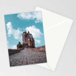 Burg Eltz Castle Germany Up in the Clouds Stationery Cards