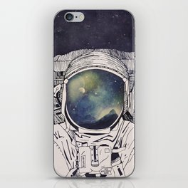 Dreaming Of Space iPhone Skin