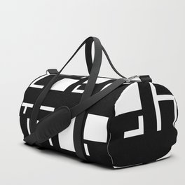 Alphanumerique Duffle Bag