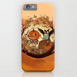 Fall Folklore iPhone Case
