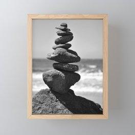 Finding Peace 1 Framed Mini Art Print