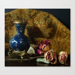 antique Vase Canvas Print