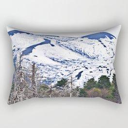 Vulcano Etna on the Isle of Sicily Rectangular Pillow