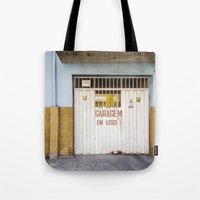 brazil Tote Bags featuring Brazil by Sara_photographer
