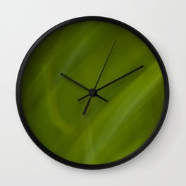 Motion afterimages #2 Wall Clock