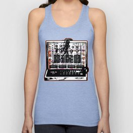 bent rx-17 Unisex Tank Top