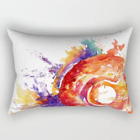 Spheres Rectangular Pillow