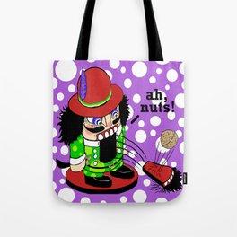 The Nutcracker (deef!) Tote Bag