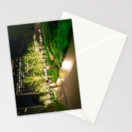CHRISTMAS IN HOLLYWOOD - day three color Stationery Cards