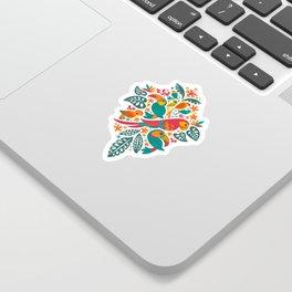 Tropicana (retro) Sticker
