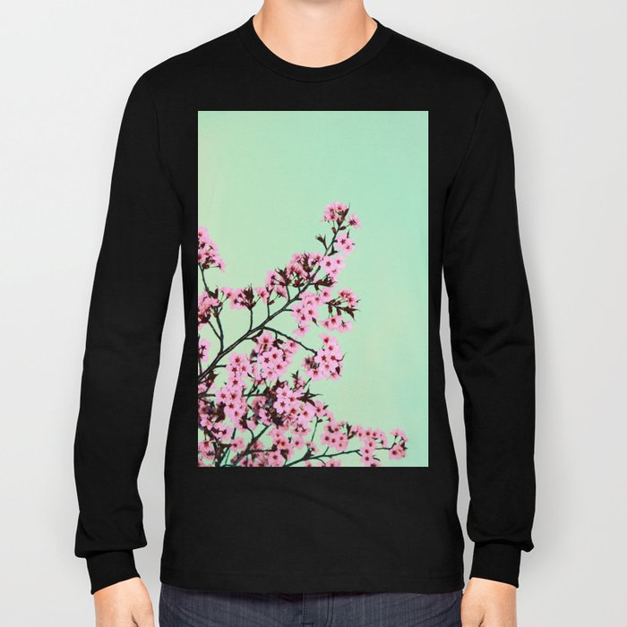 GREEN HONEY Long Sleeve T-shirt