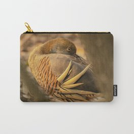 Plumed whistling duck Carry-All Pouch