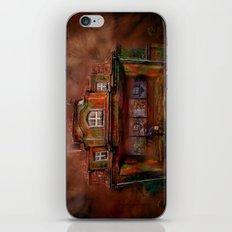 Der Museumsbesuch iPhone Skin