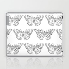 Butterfly dots Laptop & iPad Skin