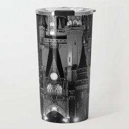 Castle Black Travel Mug