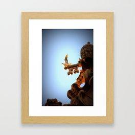 Spread 'Em Framed Art Print