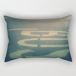 Bus Rectangular Pillow