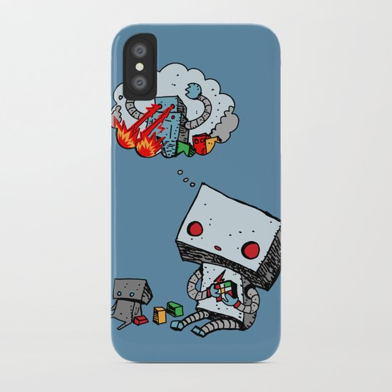 A Dream About the Future iPhone Case