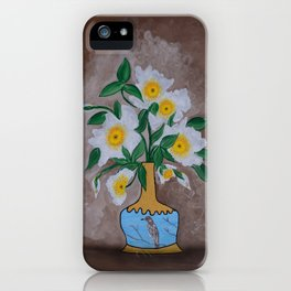 Cherokee Roses iPhone Case