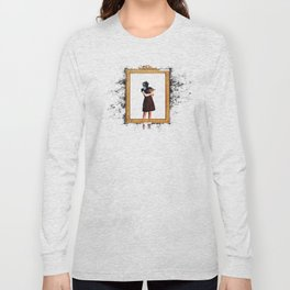 Arty Shit Long Sleeve T-shirt