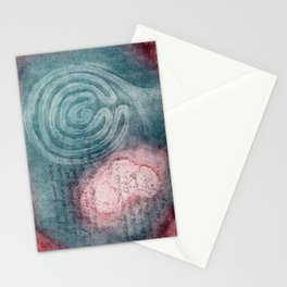 Trail of Blood, Trail of Tears Stationery Cards