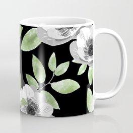 Gardenias & Anemones Coffee Mug