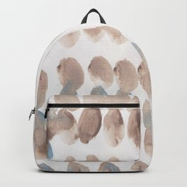 15   | 190321 Watercolour Abstract Painting Backpack