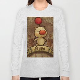 Kupo - Moogle Long Sleeve T-shirt