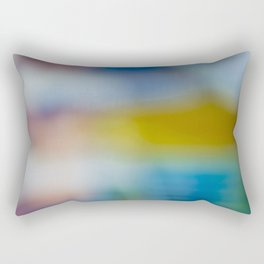 Abstract 1 Rectangular Pillow
