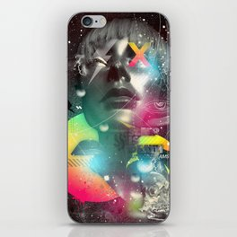 Im electric iPhone Skin