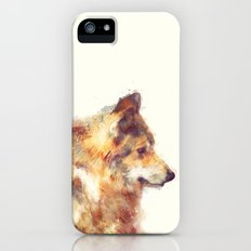 Wolf // True iPhone (5, 5s) Slim Case