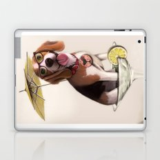 Tessi the party Beagle Laptop & iPad Skin