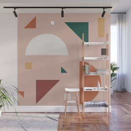 Abstract Geometric 31 Wall Mural