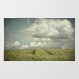 landscape minimalism Rug