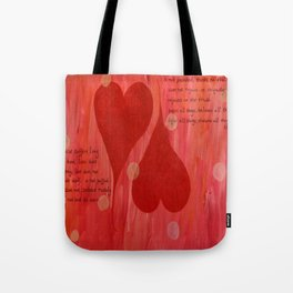 It's all about LOVE Tote Bag