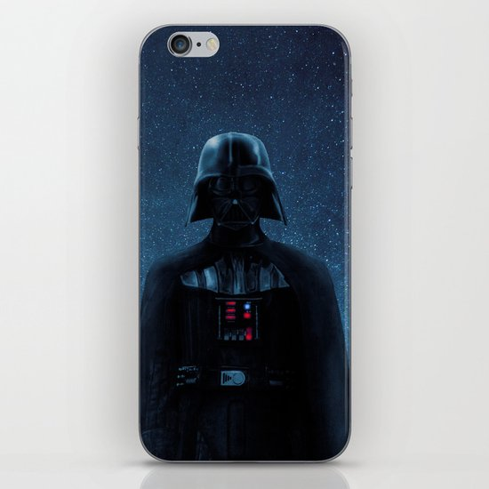 Empire (colour option) iPhone & iPod Skin