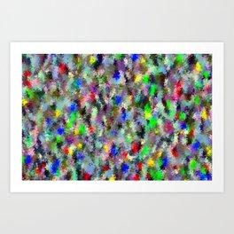 Rhythmic Cloud #8 Art Print