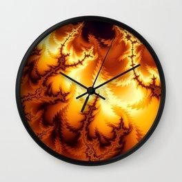 Hellfire Wall Clock