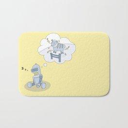 Do Benders dream of electric sheep? Bath Mat