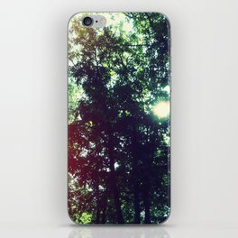 Up Above  iPhone Skin