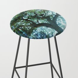 Ramona Oak Tree Bar Stool