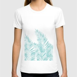 Palm Leaves Island Paradise T-shirt