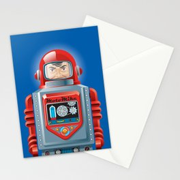 Hellobot 4 Stationery Cards