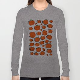 Naranjas de invierno Long Sleeve T-shirt