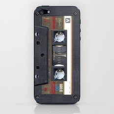 Cassette Gold iPhone & iPod Skin